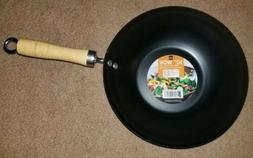 "10"" Stir Fry Cooking Wok Frying Pan All Purpose"