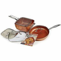 Copper Chef 11'' XL Cookware set