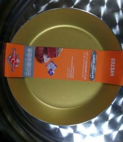 11 inch Nonstick Aluminum Alloy Frying Pan Cookware golden c