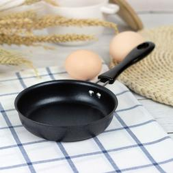 12cm Cookware Mini Frying Pan Non Stick Egg Pot Long Handle