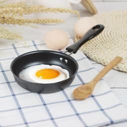 12cm Cute Breakfast Omelette Mini Portable Egg Pot Frying Pa