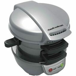 25475 Breakfast Sandwich Maker, Gray  Electric Makers Kitche