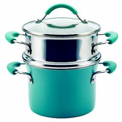 Rachael Ray - Rachael Ray 3-Qt. Covered Multi-Pot Set with S