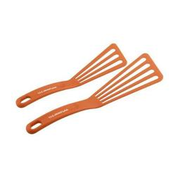 Rachael Ray 51211 2-Piece Nylon Turner Set - Orange