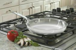 Cuisinart 722-24 Chef's Classic Stainless 10-Inch Open Skill