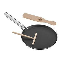 Ballarini 75000-663 cookin'Italy Crepe Pan Set, 10.5-inch, B