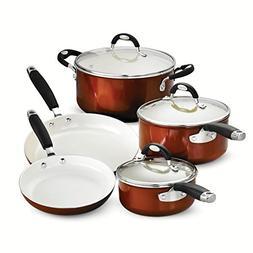 Tramontina 80110/219DS Style Ceramica_01 8 Piece Cookware Se