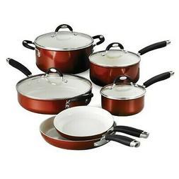 Tramontina 80110/221DS Style Ceramica_01 9 Piece Cookware/Ba