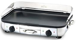 All-Clad 99014 GT Electric Griddle with 20 x 13-Inch Hard An