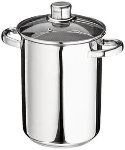 ELO 99616 Stainless Steel 4.8-Quart Asparagus Party Pot with