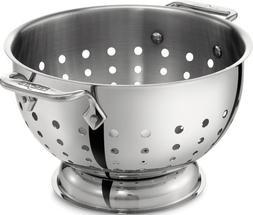 All-Clad 5605C Stainless Steel Dishwasher Safe Colander Kitc