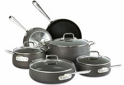 All-Clad E785SC64 Ha1 Hard Anodized Nonstick Dishwasher Safe
