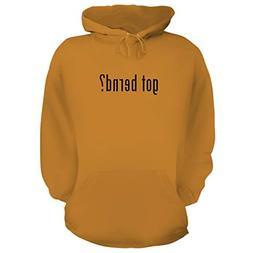 BH Cool Designs got Bernd? - Graphic Hoodie Sweatshirt, Gold