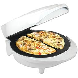 Better Chef IM-475W Non-Stick Double Omelette Maker | Cool-T