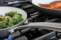 "Calphalon 1937309 Classic Nonstick Omelet Fry Pan, 8"", Grey/"