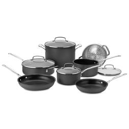 Cuisinart 66-11 Chef's Classic Nonstick Hard-Anodized 11-Pie