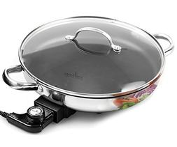 Vremi Ceramic Nonstick Frying Pan Large 1 7