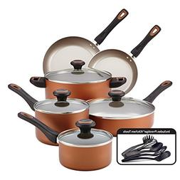 Farberware Dishwasher Safe High Performance Nonstick 15-Piec