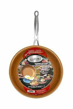 GOTHAM STEEL 9.5 inches Non-stick Titanium Frying Pan by Dan