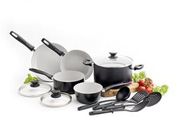 GreenLife Everyday Value 12pc Ceramic Non-Stick Cookware Set