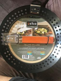Mr. Bar-B-Q 06750X Non Stick Grilling Skillet with Removable