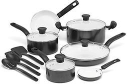 T-fal C996SE Initiatives Nonstick Ceramic Coating PTFE PFOA