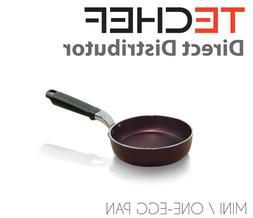 TECHEF - 5.5-Inch One Egg Frying Pan with New Teflon Select