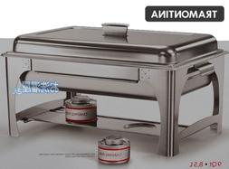 Tramontina 80205/520DS Pro-Line Stainless Steel Chafing Dish