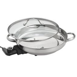 Aroma Housewares AFP-1600S Gourmet Series Stainless Steel El