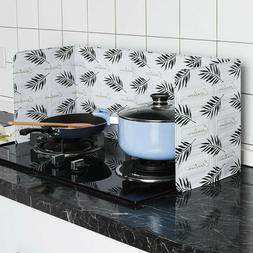 Aluminium Foil Oil Splash Guard Cooking Frying Pan Oil Splat