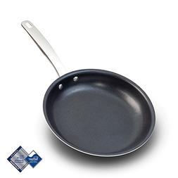 Letschef Aluminum Nonstick Fry Pan 10.6 Inch, Professional F