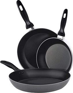 aluminum nonstick frying pan set