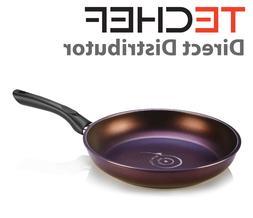 """TeChef - Art Pan 8"""" Frying Pan, Coated 5x with Teflon Select"""