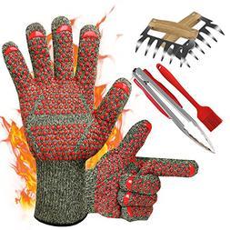 BBQ Accessories - Bear Claws-Kitchen Tongs-Basting Brush-Gri