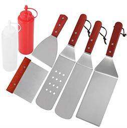 Blackstone Griddle Kit Blackstone 7 piece Accessory Frying Pan Professional set
