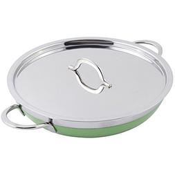 Bon Chef 60305 Green Classic Country French Collection 2 qt.