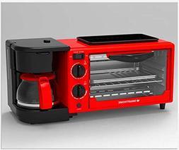 MOMO 10L Breakfast Machine Oven, Multi-Function Three-in-one
