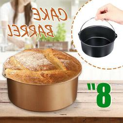 Cake Barrel Air Fryer Accessories Air Frying Pan Fryer Bread
