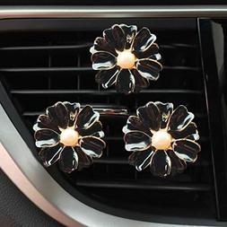 Glumes Car Flower Diffuser Vent Clip, Air Conditioner Outlet