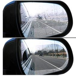 Car Rearview Mirror Protective Film, Soft Film, Anti-Water/F