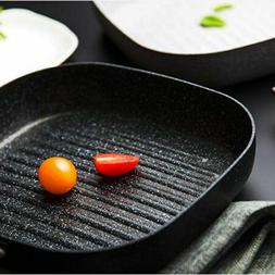Cast Iron Pans Steak Grills Frying Pan Non-Stick For Gas Coo