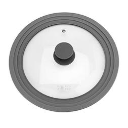 Cleverona Clever Lid - Universal Pan Lid - Large fits 9.5/10