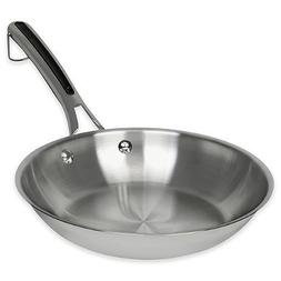 Revere Copper Confidence Core 10-Inch Stainless Steel Frying