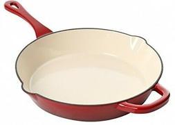 Crock Pot 111986.01 Artisan 12 Inch Enameled Cast Iron Round
