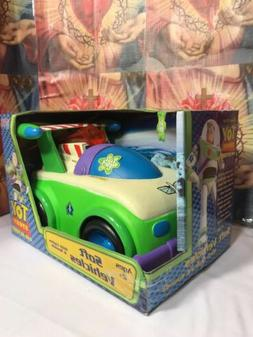 Disney Pixar Toy Story And Beyond RC Car Super Soft Fun Race