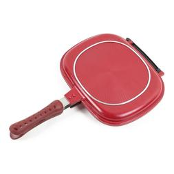 Double-sided Frying Pan Non-stick Barbecue Cooking Tool Maison