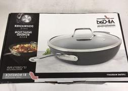 All-Clad E7859464 HA1 Hard Anodized Nonstick Dishwasher Safe
