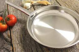 """BergHOFF- EarthChef Boreal Stainless Steel Fry Pan 10"""" - 221"""