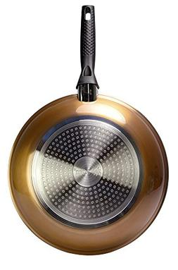 """Ecolution EBCMW-5124 Bliss Induction Ceramic Cookware, 9.5"""","""