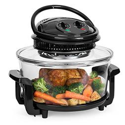 Best Choice Products 12L Electric Convection Halogen Oven fo